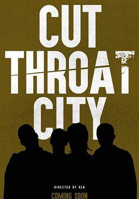 컷 스로트 시티의 포스터