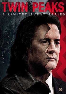 『ツイン・ピークス:リミテッド・イベント・シリーズ』のポスター