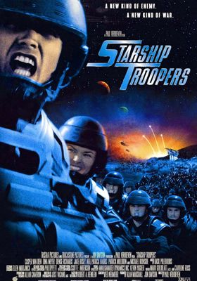 Starship Troopers's Poster