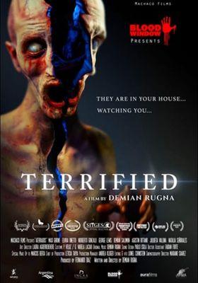 Terrified Aterrados's Poster