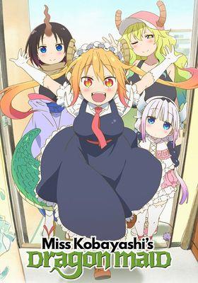 Miss Kobayashi's Dragon Maid's Poster