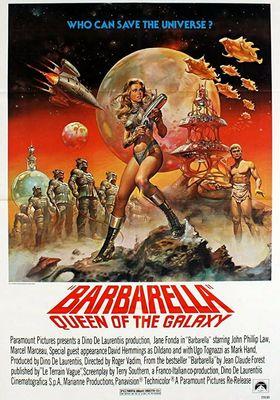 Barbarella's Poster