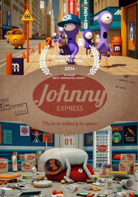 Johnny Express's Poster