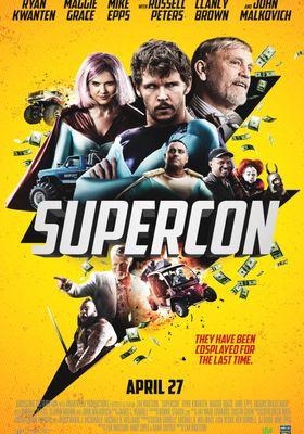 슈퍼콘의 포스터