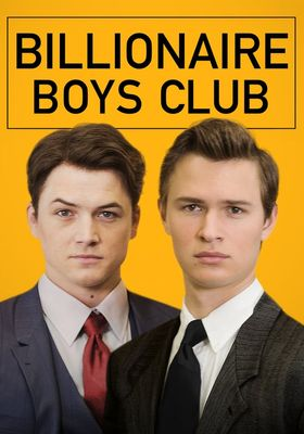 Billionaire Boys Club's Poster
