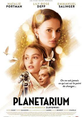 Planetarium's Poster