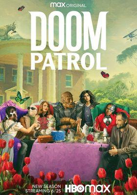 둠 패트롤 시즌 2의 포스터