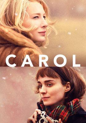 캐롤의 포스터