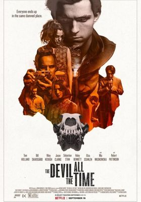 The Devil All the Time's Poster