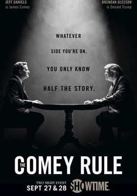The Comey Rule's Poster