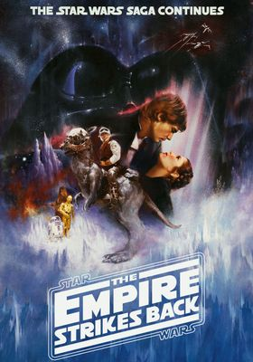 Star Wars: Episode V - The Empire Strikes Back's Poster