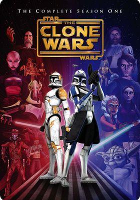 『スター・ウォーズ:クローン・ウォーズ シーズン1』のポスター