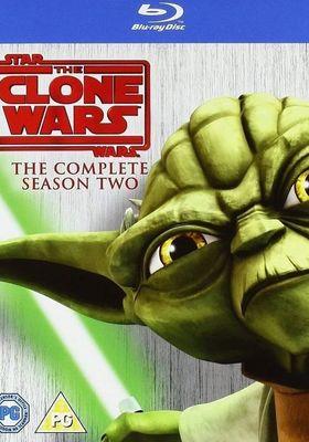 『スター・ウォーズ:クローン・ウォーズ シーズン2』のポスター