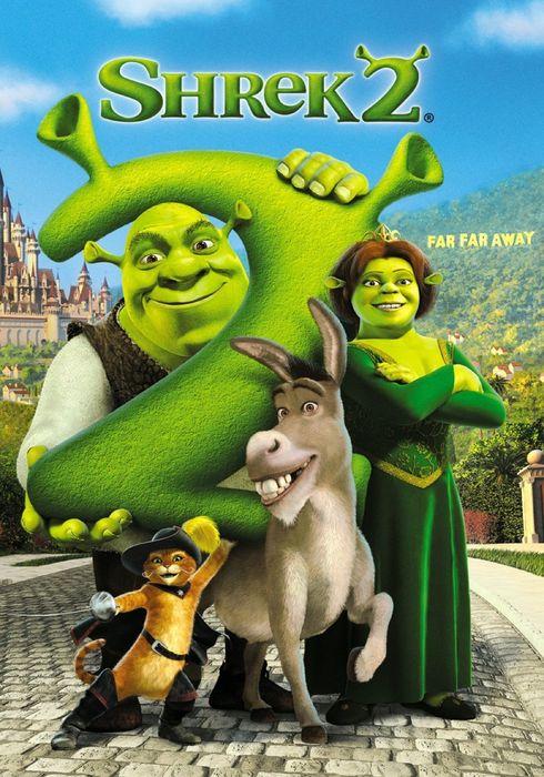 Shrek 2 2004 Watcha Pedia